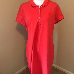 NWOT Tommy Hilfiger Shirt Dress
